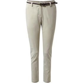Craghoppers NosiLife Fleurie II Pantalones Mujer, beige